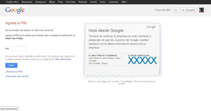 GooglePIN 01