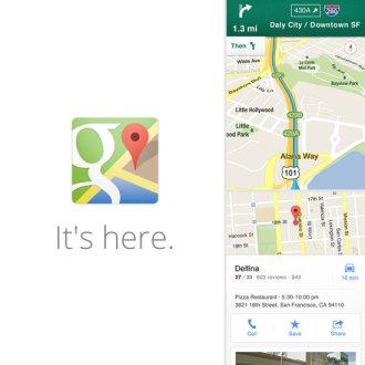 Google-Maps-App-iPhone