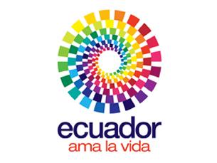 Logo Ecuador marca país.