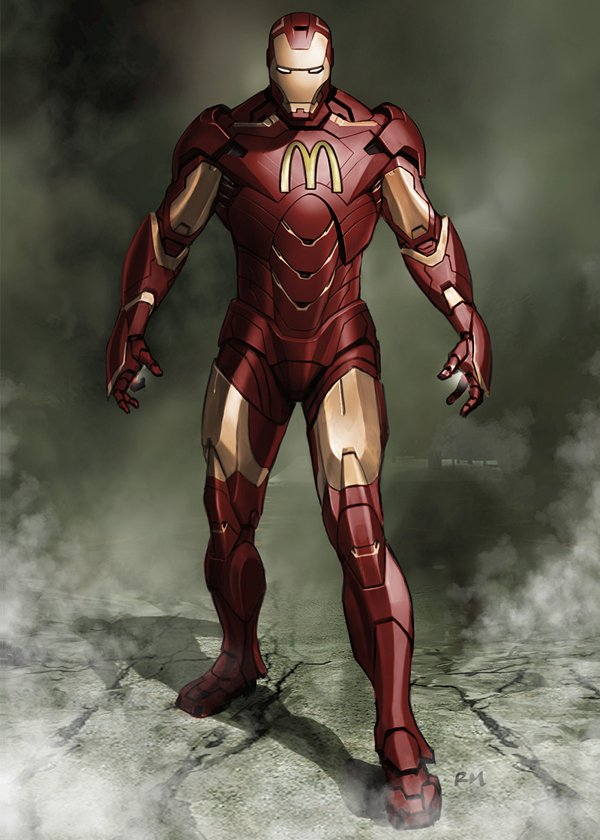 ironman macdonalds
